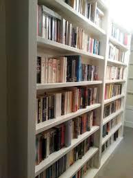 shallow depth bookcase. Delighful Depth Bespoke Fitted Bookcase In London 7 For Shallow Depth E
