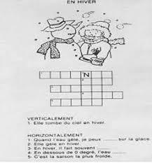 Приклад тематичного кросворду Кожна команда отримує кросворд де  Кожна команда отримує кросворд де слова які треба відгадати зашифровані загадками всі слова відносяться до певної теми в даному випадку до теми Зима