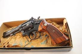 lot 34 smith wesson model 48 k 22