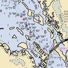 The Mud Hole Chart 11426 Charlotte Harbor Estero Bay To