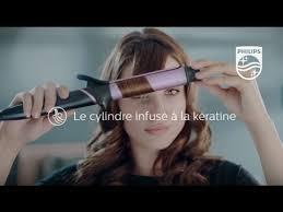 <b>Philips</b> StyleCare Boucleur Sublime Ends - FR - YouTube