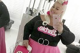 Фанатка куклы Барби похудела на 82 килограмма и раскрыла ...