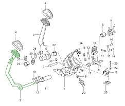 buy porsche 964 (911) (1989 1994) clutch pedal & parts design 911 Boxer Engine Diagram Porsche Engine Diagram 1990 #31