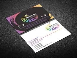 Remodeling And Design Business Bold Serious Business Business Card Design For Step By