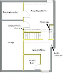 Basement Layout Design Impressive Floor Basement Floor Plans