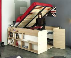 small space convertible furniture. Clever Bed Closet Combo Makes Room For Storage And Sleep Small Convertible Furniture Space
