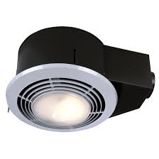 Nutone Bathroom Heater Nutone Qt9093wh Combination Fan Heater Light Night Light 110 Cfm