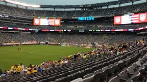 Metlife Stadium Football Seating Chart Metlife Stadium Section 143 Row 25 Seat 21 Youtube