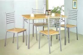 Table Cuisine 4 Personnes Table 4 Chaises Table Haute Cuisine Pour 4