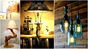 diy home lighting ideas. 21 Extraordinary Unique DIY Lighting Fixture Projects You Will Simply Adore Diy Home Ideas |