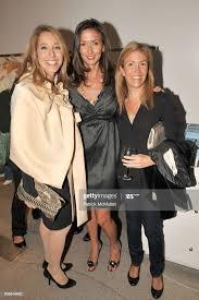 Elise Rosenberg, Jennifer Maanavi and Caitlin Tashjian attend ...