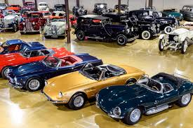 a variety of cars in st louis facility