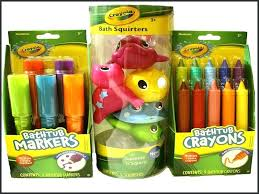 crayola bathtub fingerpaint soap crayola bath time fun bundle including bathtub markers bathtub crayons and bath baby