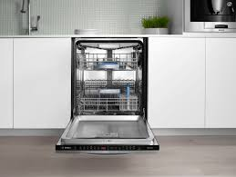 Bosch 800 Plus Dishwasher Door Open 3 4893—3688