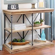 entrance tables furniture. Sonoma Two-Tier Console Table Entrance Tables Furniture E