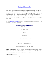 cv templates for college students event planning template template college student cv by sayeds