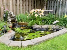 diy water gardens designing a backyard