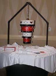 chandelier cake image