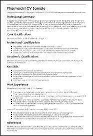 Pharmacy Resume Examples Extraordinary pharmacy resume objective resume tutorial