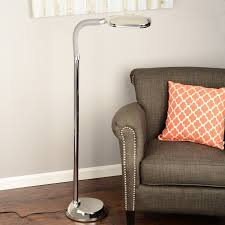 Natural Full Spectrum Sunlight Therapy Reading Floor Lamp by Windsor Home