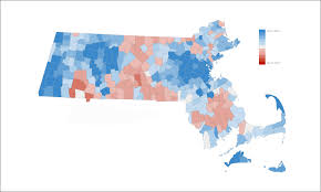 Presidental Election Results Massachusetts Election Results How Your Town Or City Voted Politicker