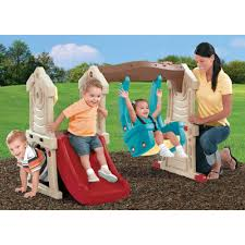 Step2 Toddler Swing and Slide - Walmart.com
