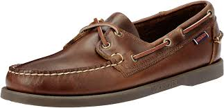 Sebago Docksides Size Chart Mens Docksides Portland Waxed Boat Shoes