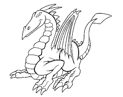 Small Picture Dragon City Coloring Pages Black And White Coloring Pages Ideas