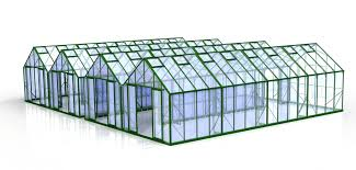 commercial and custom greenhouses designed built to suit your requirements