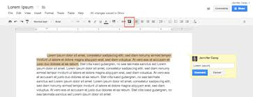 google drive research essays monitoring the writing process commenting trim