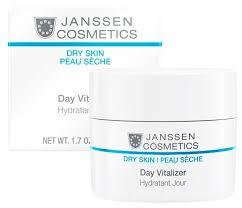 <b>Janssen Cosmetics</b> Dry Skin Day Vitalizer <b>Увлажняющий</b> дневной ...