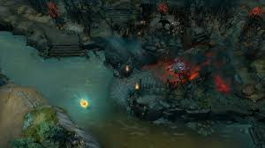 new dota 2 update moves roshan elevates the fountain and more