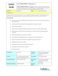 Bank Teller Job Description Template By Bayt Com