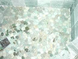 river rock tile shower river rock tile shower rocks some are wet river rock tile shower walls