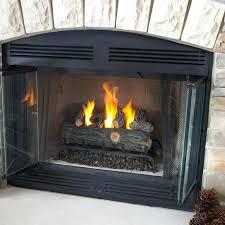 convert gas fireplace back to wood convert gas fireplace back to wood vented gas logs cost
