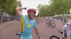 Vinokurov wins Men's Road Race Gold - London 2012 Olympics ...