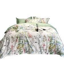 rose shabby chic bedding set