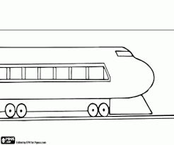 The machinist in a steam locomotive. Trains Coloring Pages Printable Games