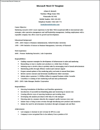 Sales Resume Template Microsoft Word Resume Sales Resume Template Microsoft Word 23