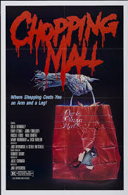 worst horror movie titles chopping mall