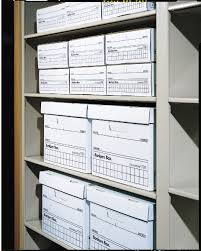 Office file boxes Vertical File Bankers Box Storage Shelves Shelving For Office File Boxes Systec Group Box Shelving Static Racks For Record File Boxes