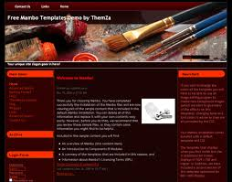 Baseball Websites Templates Free Artistic Web Templates