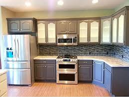 kitchen cabinet painters kitchen cabinet painting monmouth county nj