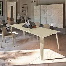 kitchen table magellano by target point lacquered metal structure at my italian living ltd