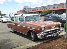 Curbside Classics: 1957 Chevrolet 210 and Bel Air Station Wagons ...