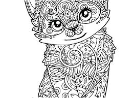 Animal Coloring Pages Printable Animal Coloring Book Pages Medium