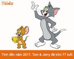 Phim Hoạt Hình Mèo Chuột Tom Jerry