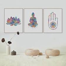 excellent inspiration ideas spiritual wall art home decoration watercolour soothing rooms stickers decals uk on spiritual wall art uk with excellent inspiration ideas spiritual wall art home decoration