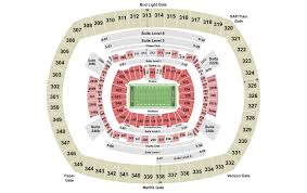 New York Jets Seating Chart