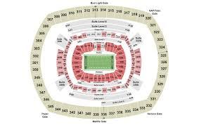 Ny Jets Stadium Seating Chart